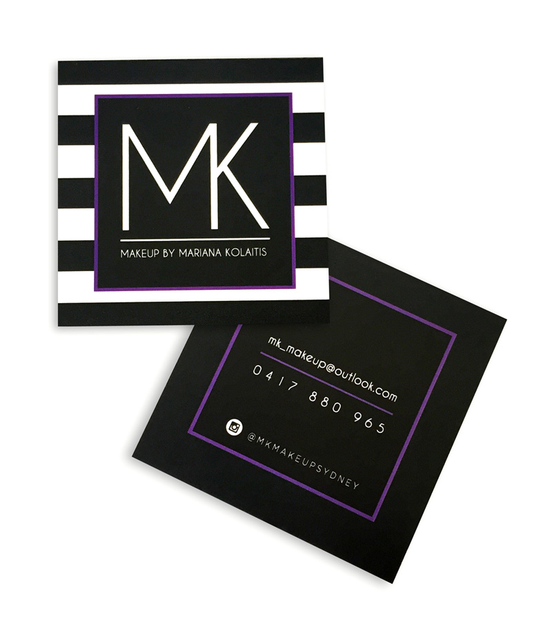 MK Make Up - NF Designs